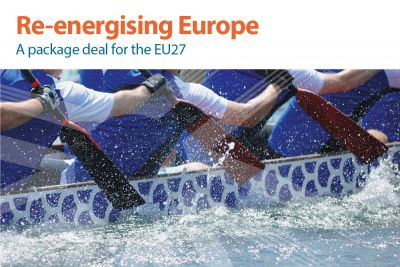 Re-energising Europe: A package deal for the EU27 - Third New Pact for Europe report