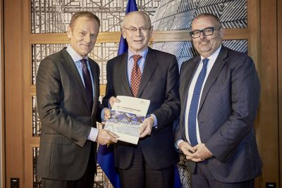 Meeting with Donald Tusk, President of the European Council