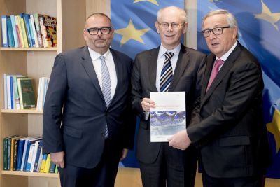 Meeting with Jean-Claude Juncker, President of the European Commission
