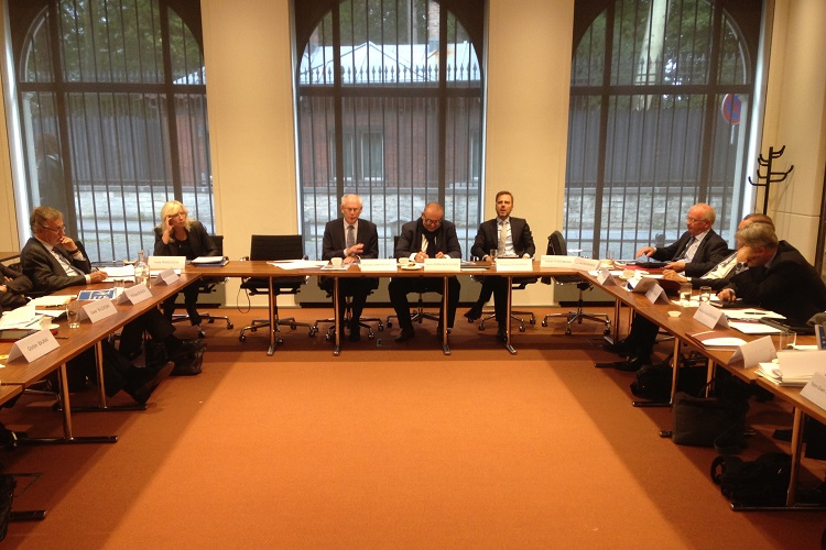 Third meeting of the Advisory Group