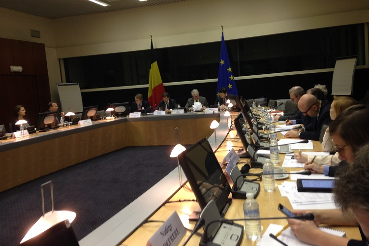 Second National Reflection Group meeting - Belgium