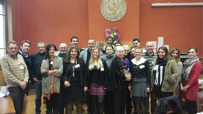 Citizens' advisory group in Lyon