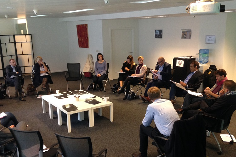Second meeting of the European Reflection Group