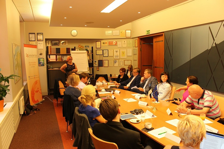 National Reflection Group meeting - Estonia