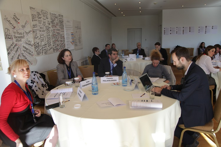 Transnational meeting: Greece-Estonia