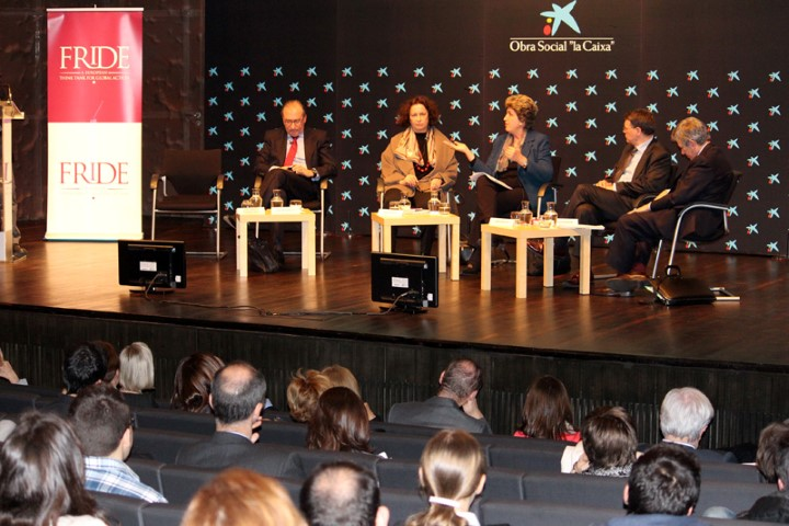 Public stakeholders event in Madrid