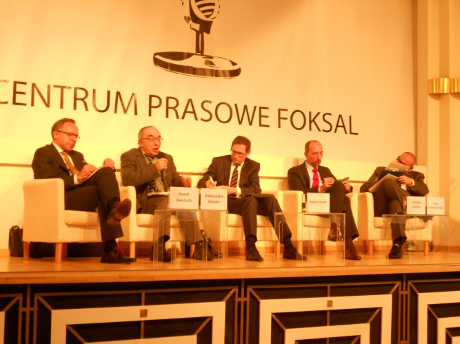 Public stakeholders event in Warsaw