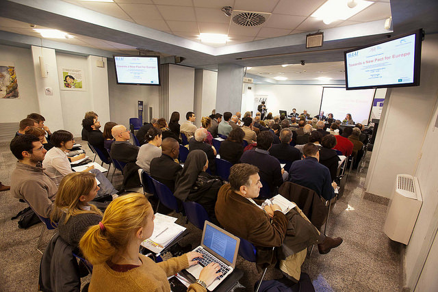 Public stakeholders event in Rome