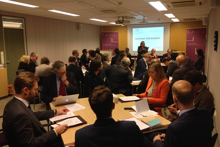 Transnational meeting: Finland-Belgium